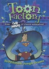 Toon Factory - Superman: Jungle Drums [Digiview Entertainment] DISC ONLY #A60