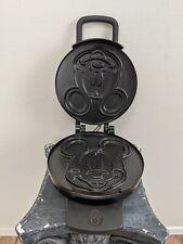 Disney DCM-32 Mickey Mouse Waffle Maker Black Intertek Tested