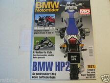 BMW MOTORRÄDER MOTORRAD SONDERHEFT MO NO 14 HP2,K1200R,KUH,R100RT,R1200RT