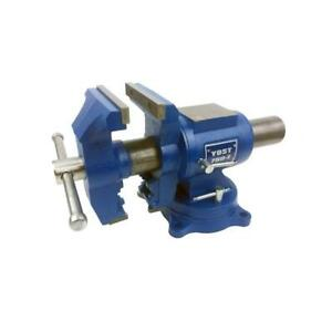 Yost 4-7/8 in. Rotating Vise
