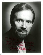 Playwright JAMES KIRKWOOD, JR. Signed Photo