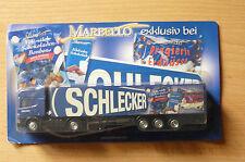 Modellino autocarro per birra Rimorchio trasporto SCANIA 124 L 420 MARBELLO