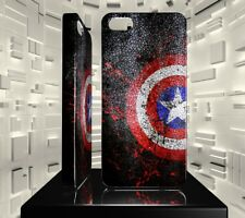 Coque rigide pour iPhone 5 5S Super Héros Comics 21
