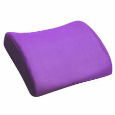 Memory Foam Seat Chair Lumbar Back Support Cushion Pillow For Office Home C F1U6