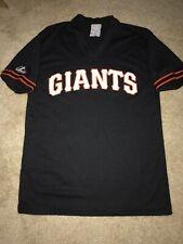 SF Giants Jersey Shirt Youth Sz XL MAJESTIC
