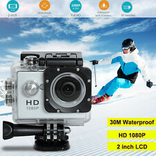 Waterproof SJ4000 HD 1080P Camcorder Helmet Sports Action DV Camera Go for Pro