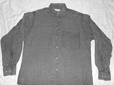 VALENTINO SEA-SON LONG SLEEVE SHIRT SIZE 40 LARGE BEAUTIFUL  ITALY EXCELLENT.!