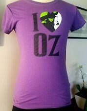 WICKED THE MUSICAL SHIRT - XL FITTED WOMENS JUNIORS - I LOVE OZ