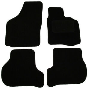 Exact Fit Tailored Car Mats Seat Altea [No Clips] (2004-2008)