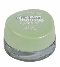 Maybelline Eyeshadow Dream Mousse Eyecolor 08 Eden Green Eye Shadow Gel Cream