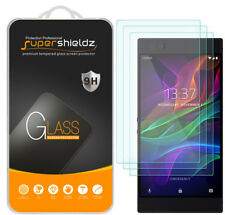 3X Supershieldz Razer Phone Tempered Glass Screen Protector Saver