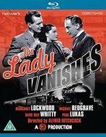 The Lady Vanishes [Blu-ray] [DVD][Region 2]