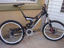 Turner DHR, down hill bicycle, medium size, full suspension bike