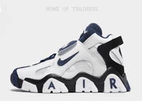 Nike Air Barrage Mid White Men's Trainers All Sizes