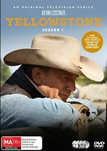 Yellowstone Season 1 (2020) BRAND NEW Region 4 DVD