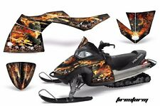 AMR Racing Sled Wrap Polaris Fusion Snowmobile Graphics Kit 2005-2007 FIRESTORM