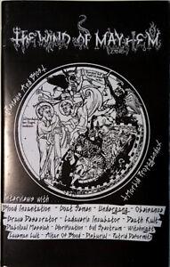 Winds Of Mayhem - Nr. 1 (Blood Incantation, Goat Semen, Death Metal,Rare Import)