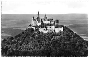AK, Bisingen, Burg Hohenzollern, 1956