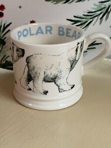 Emma Bridgewater Polar Bear Animals Baby Mug 1st Xmas Mug