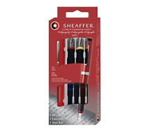 Sheaffer Calligraphy Mini Kit 1 Viewpoint Pen with 3 Interchangeable Nib (73403)