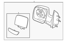 NEW OEM ANTENNA BASE PLATE E150 E250 E350 ECONOLINE E450 MUSTANG #3C2Z-18936-AA