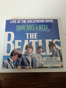 The Beatles : Live At The Hollywood Bowl  Edition Digipack CD NEUF SOUS BLISTER