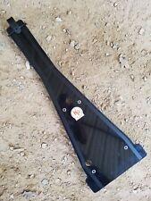 Kased Plates '99-'14 HONDA TRX400EX 6MM BLACK Lifetime Warranty Frame Skid Plate