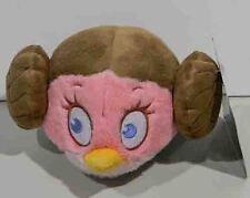 "Angry Birds Star Wars 7"" Plush - Leia"
