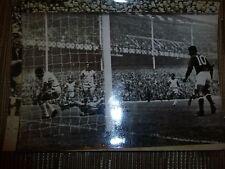 1966 world Cup Original Press Photograph- BRAZIL v HUNGARY  at Goodison Park