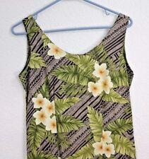 Reyn Spooner Hawaiian Tradition Women's Floral Dress Size XS