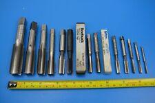 """Set of UNF HSS Taps x 12. 8 10 1/4"""" 5/16"""" 3/8"""" 1/2"""" 9/16"""" 5/8"""" 3/4"""" Galtona LAL"""