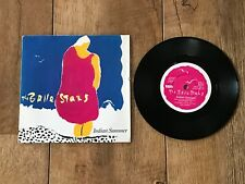 "THE BELLE STARS - INDIAN SUMMER : EX UK 7"" VINYL SINGLE BUY 185 - PLAYS GREAT!!"