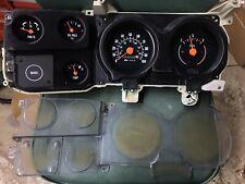 OEM 73-87 Chevy/GMC Truck Suburban Blazer Jimmy Gauge Cluster W/O Clock