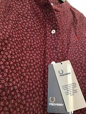 FRED PERRY SHIRT DRESS ,  size 8