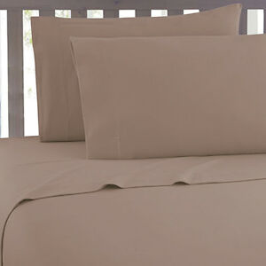 QUEEN SIZE DEEP POCKET (6) PIECE ULTRA SOFT BED SHEET SET With 4 PILLOW CASES