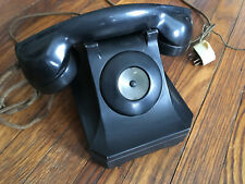 Vintage Model 1223 Stromberg Carlson Telephone -- No Dial