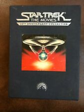 Star Trek The Movies 25th Anniversary Collection VHS Edition (NEW, SEALED)