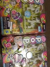 Lot of 2 My Little Pony Pop Zecora Design Build Your PONY SET NEW