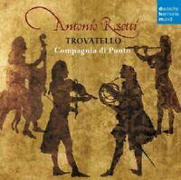 COMPAGNIA DI PUNTO - ANTONIO ROSETTI: TROVATELLO  CD  16 TRACKS  NEU