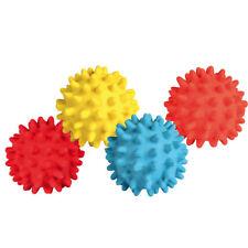 TRIXIE Igelball, Latex Hundespielzeug Kauspielzeug Ball Spielzeug Zum Kauen