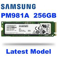 NEW SAMSUNG PM981a 256GB PCIe NVMe SSD Solid State 250GB Ultra Fast 2020 Model