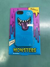 Switcheasy Monsters iPhone 5/5S/SE Case Blue - Wicky