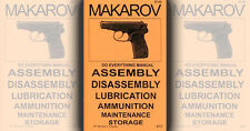 Makarov Pistol Do Everything Gun Manual Book Guide