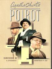 DVD Hercule Poirot : L'intégrale saison 6   Serie TV   Lemaus