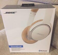 Bose SoundLink Around-Ear Wireless Headphones II - Brand New & Sealed - White