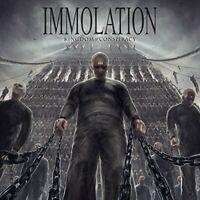 Immolation - Kingdom Of Conspiracy (NEW CD DIGIPACK)