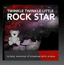 Twinkle Twinkle Litt - Lullaby Versions of Sleeping with Sirens [New CD]