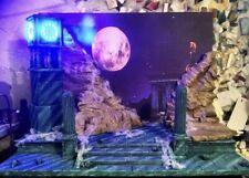 Diorama Myth Cloth Saint Seiya Meridiana, Tour d'horloge, Torre del reloj