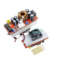 1500W 30A Step Up Constant Current DC-DC Boost Converter Power Supply Module
