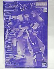 [ Radio Control Show 2000 only] MG 1/100 Gundam Nt - 1 Metal Clear Ver. Bandai